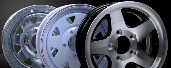 Trailer Wheels / Rims