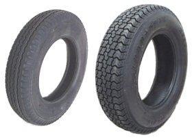 Bias Ply Trailer Tires w/o Rim