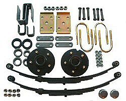 Trailer Axle Suspension Kits