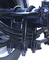 Heavy Duty 2, 2.5 & 3 inch Wide Springs