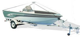 Boat Cover / Tarp Support Equipment