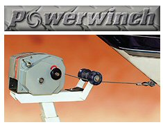 POWERWINCH Electric Boat Trailer Winches