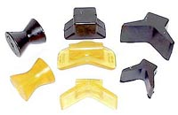 Boat Trailer Bow Stop Rollers & V-Shapes