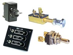 Light Switches & Electrical Accessories
