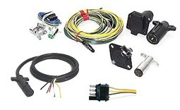 545_st trailer wiring, plugs & sockets at trailer parts superstore semi trailer wiring harness kits at reclaimingppi.co