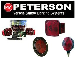PETERSON Trailer Light Kits & Tail Lights