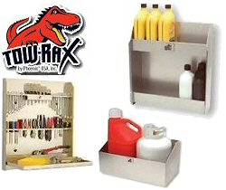 Tow-Rax® Aluminum Interior Accessories
