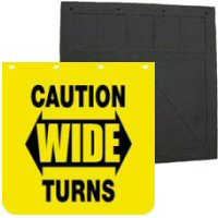 Mud Flaps & Body Repair Panels - Truck/Trailer