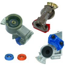 Gladhands & Hose Coupler Parts