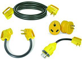 RV Electrical Cables, Plugs & Adapters