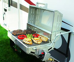 RV Barbecue Grills & Accessories