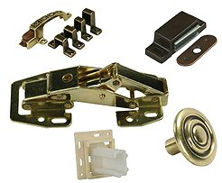 RV Cabinet Door, Drawer, Curtain & Interior Hardware
