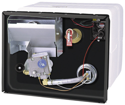 RV Water Heaters and Repair Parts