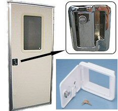 RV Hatches, Window, Door & Ramp Hardware