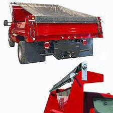 Dump Truck Roller Tarp Kits