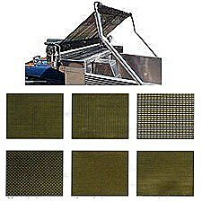 Tarps Only for Roller Tarp Kits