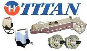 TITAN Trailer Disc Brake Kits