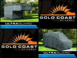 Truck Camper & Van Covers