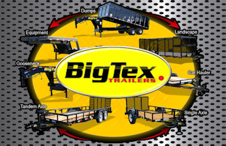 BIG TEX UTILITY TRAILER PARTS