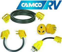 RV Electrical Cables, Plugs, & Adapters