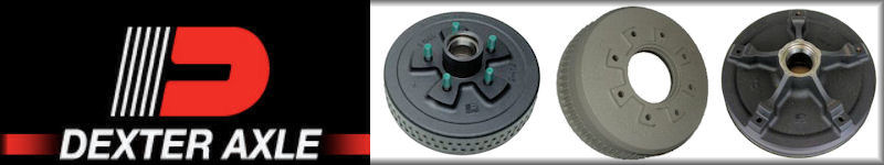 DEXTER Trailer Brake Drums