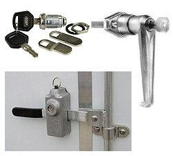 Trailer Door & Accessory Locks