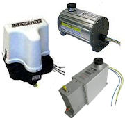 Electric / Hydraulic Trailer Brake Actuators
