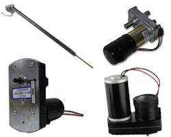 Electric Slide-Out Motor & Accessories