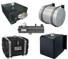 Hydraulic Pump Reservoir Tanks