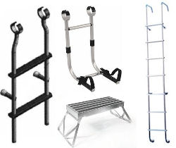 RV Ladders Step Stools u0026 Accessories  sc 1 st  Trailer Parts Superstore & RV Ladders Steps u0026 Accessories at Trailer Parts Superstore islam-shia.org