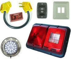 RV Lighting & Electrical