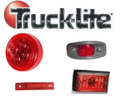 TRUCK-LITE Red Marker & Clearance Lights