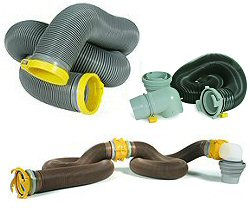 RV Sewer Hoses & Sanitation Kits