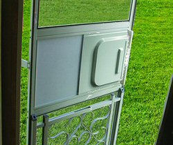 RV Screen Door Parts