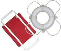 Flotation Cushions & Throw Rings