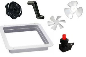 RV Ventilation Accessories
