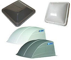 RV Vent Dome Covers & Replacement Lids