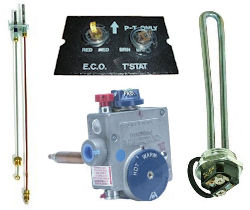 RV Water Heater Parts