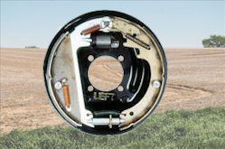 Agricultural Trailer Brakes