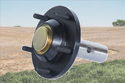 Agricultural Trailer Hubs and Bearings