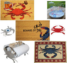 Crabbing & Nautical Home Decor
