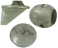 Zinc Anodes For Boat Motors At