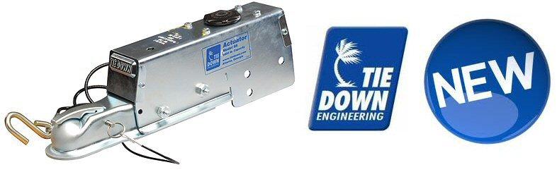 Coupler Safety Pin Tie Down Engineering : Tiedown model drum brake actuator ebay