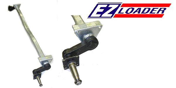 3 Drop Axle : Ez loader quot sq drop center torsion axle lbs