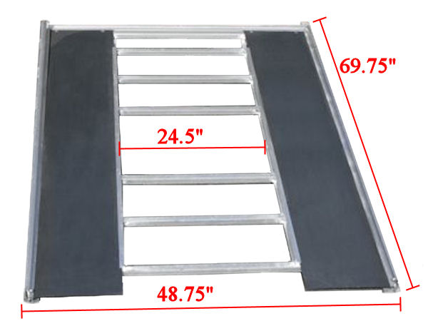 does not apply - Aluminum Ramps