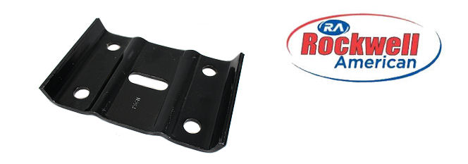 ROCKWELL Axle Tie Plate for 5