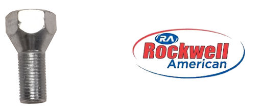 Rockwell 60° Trailer Bolt (Each) 1/2