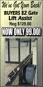 BUYERS EZ Gate Lift Assist  Special Price $99.00