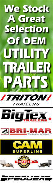 Factory OEM Utility Trailer Parts