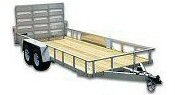 Utility Trailer Parts & Accessories